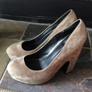Dolce Vita Platform Heels